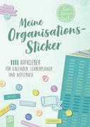 """Perfekt organisiert! 1111 Sticker für Kalender, Lehrerplaner und Notizbuch """"live - love - teach"""""""