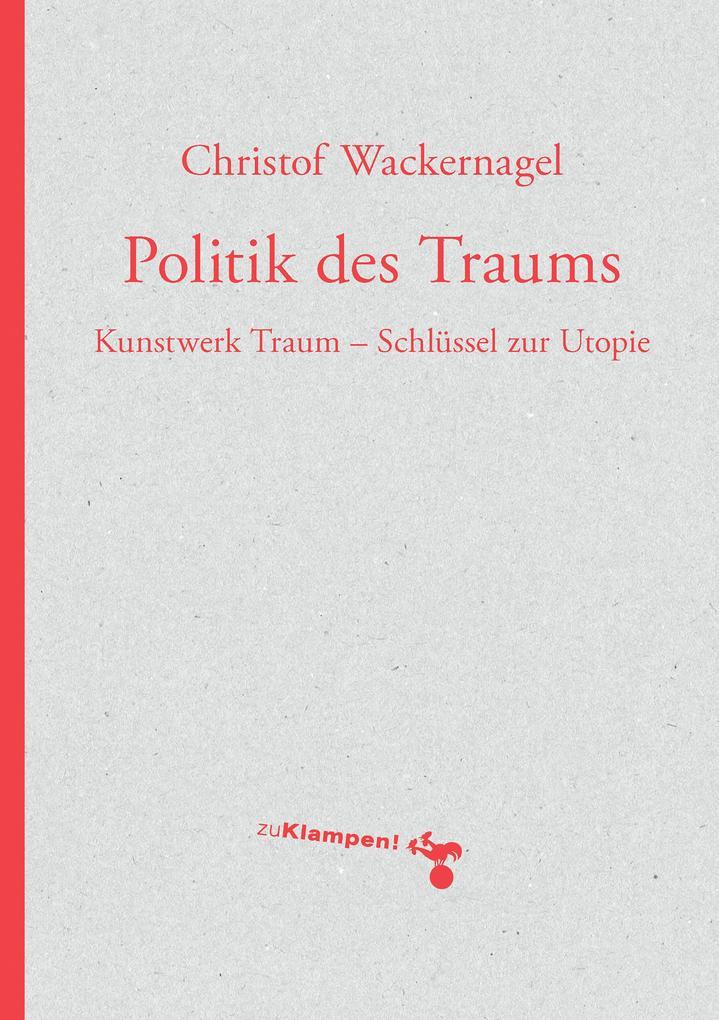 Politik des Traums als eBook epub