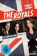 The Royals. Staffel 1-4. Gesamtedition