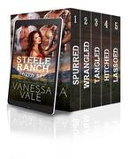 Steele Ranch - The Complete Boxed Set: Books 1 - 5