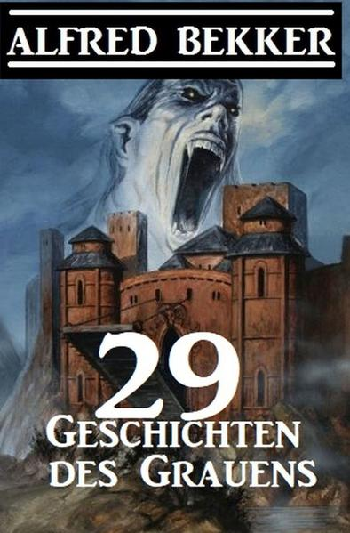 29 Geschichten des Grauens als Buch (kartoniert)