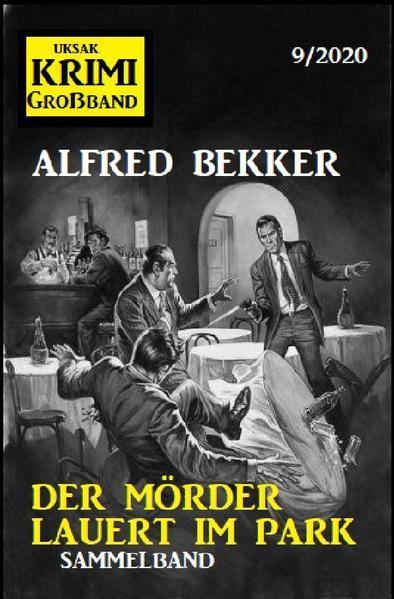 Der Mörder lauert im Park: Krimi Großband 9/2020 als Buch (kartoniert)