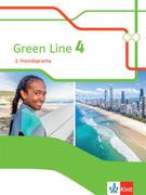 Green Line 4. Ausgabe 2. Schulbuch Klasse 9. Fremdsprache ab 2018