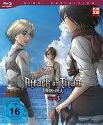 Attack on Titan - 3. Staffel - Blu-ray 4