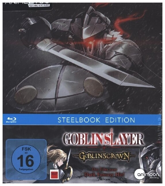Goblin Slayer - The Movie (Steelbook) als Blu-ray