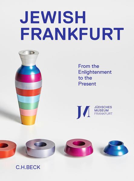 Jewish Frankfurt als Buch (kartoniert)
