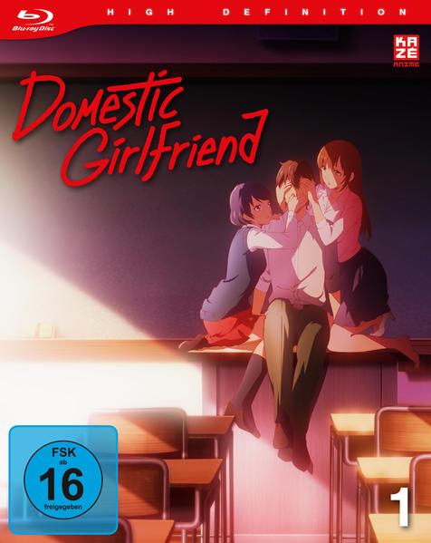 Domestic Girlfriend - Blu-ray 1 als Blu-ray