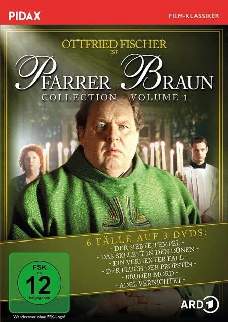 Pfarrer Braun Collection, Vol. 1 als DVD