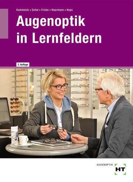 Augenoptik in Lernfeldern als Buch (gebunden)