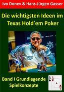 Die wichtigsten Ideen im Texas Hold'em Poker