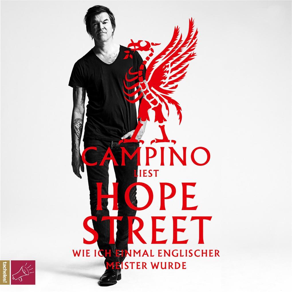 Hope Street - Wie ich einmal englischer Meister wurde (Ungekürzt) als Hörbuch Download