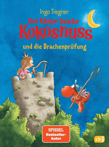 Der kleine Drache Kokosnuss und die Drachenprüfung als Buch (gebunden)