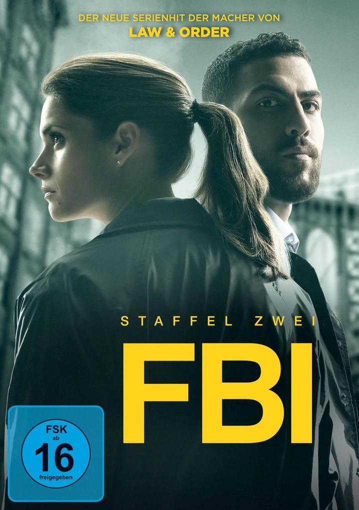 FBI - Staffel 2 als DVD
