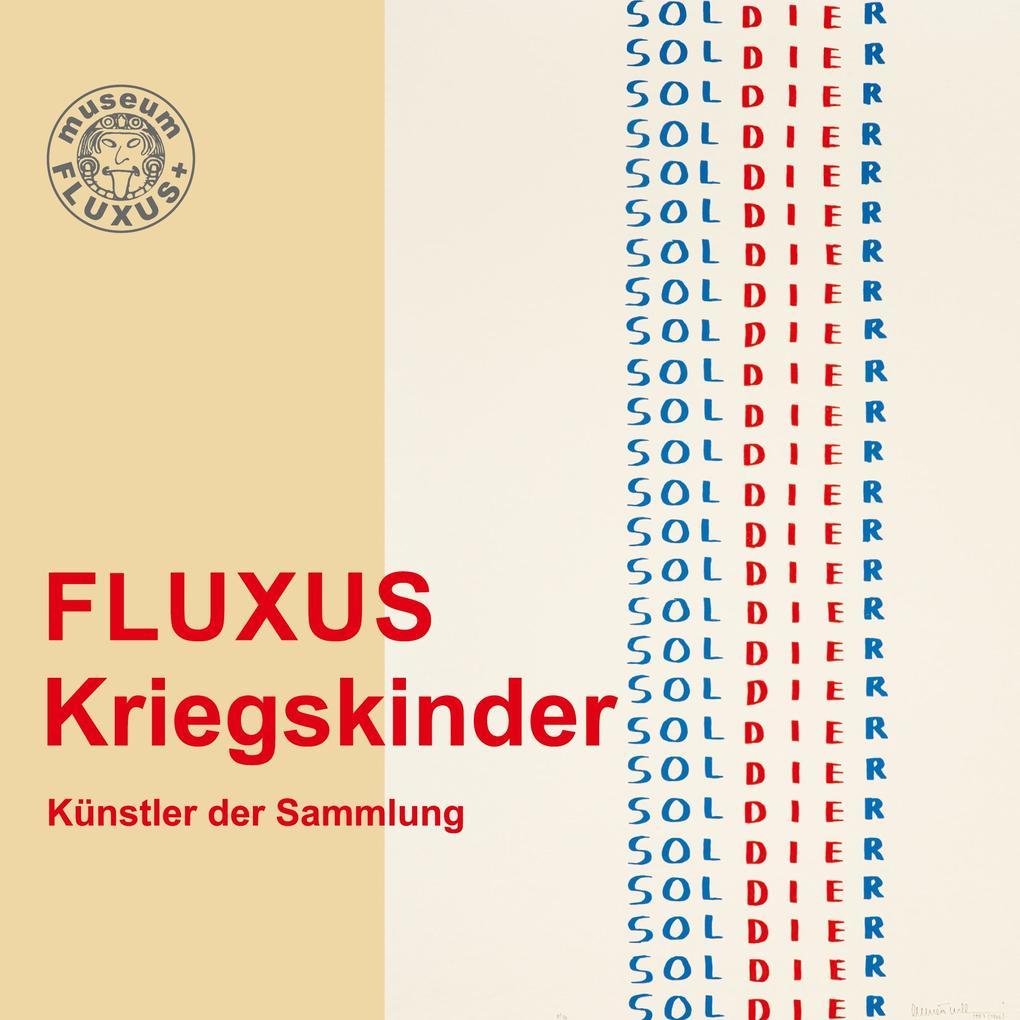FLUXUS - Kriegskinder als Buch (kartoniert)
