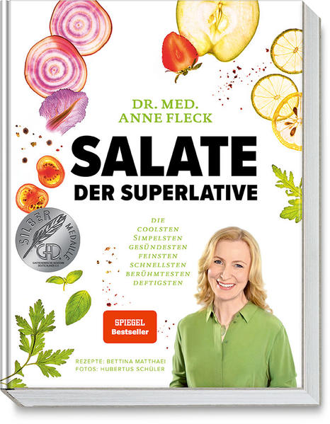 Salate der Superlative als Buch (gebunden)