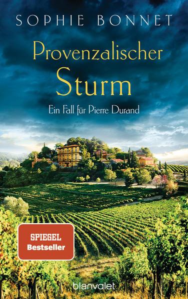 Provenzalischer Sturm als Buch (kartoniert)