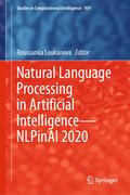 Natural Language Processing in Artificial Intelligence - NLPinAI 2020