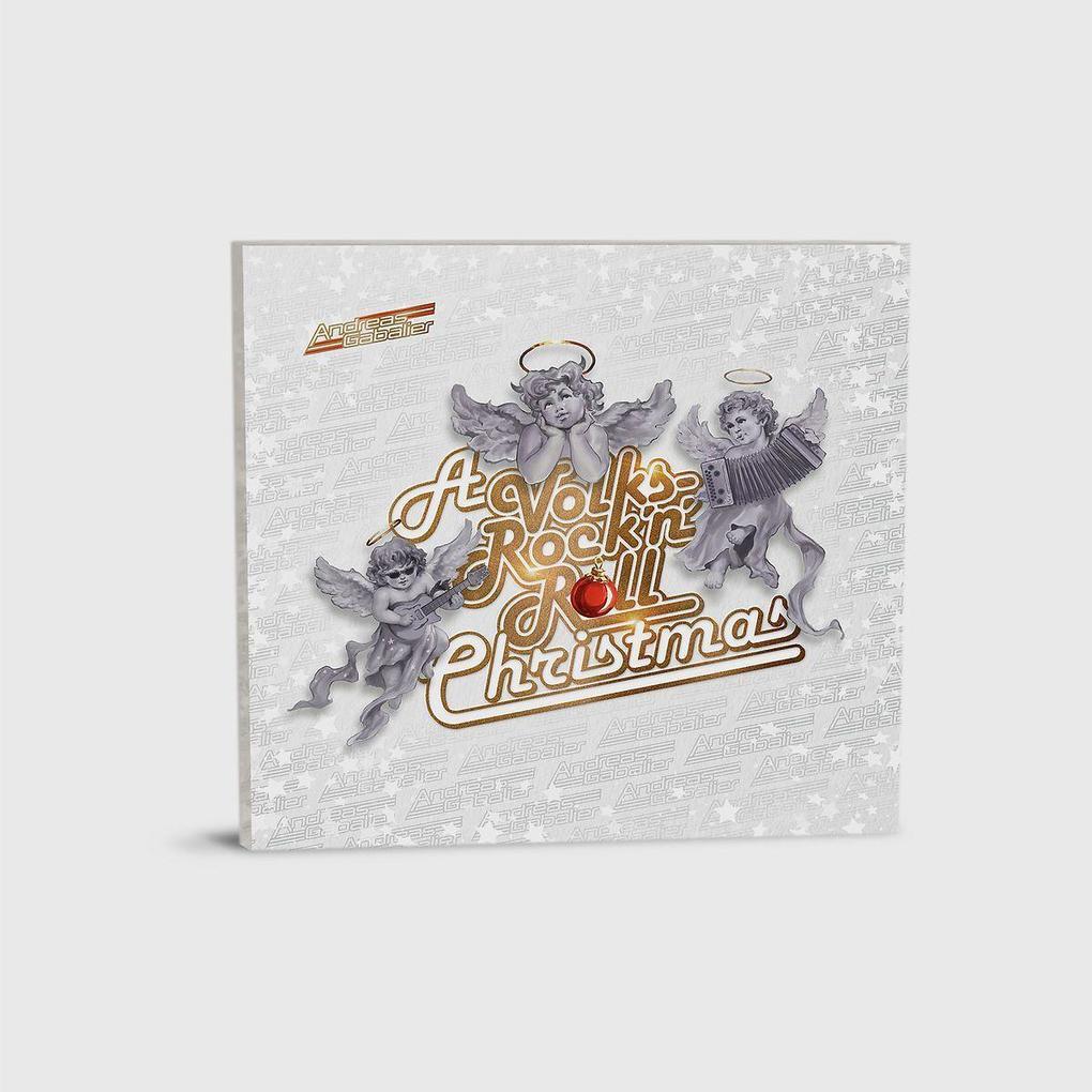 A Volks-Rock'n'Roll Christmas als CD