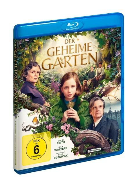 Der geheime Garten als Blu-ray