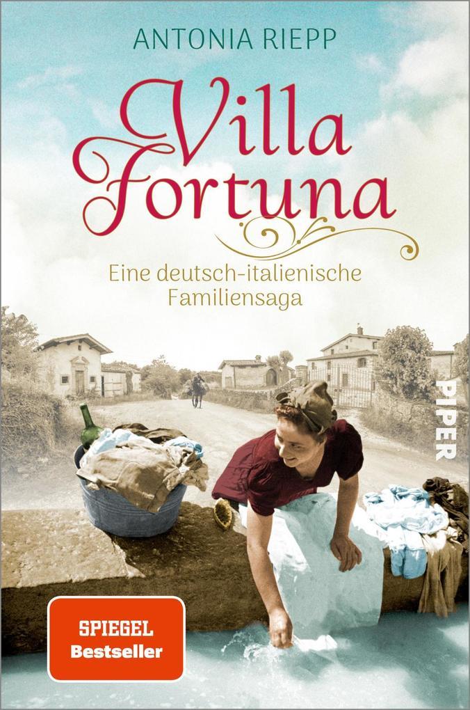 Villa Fortuna als Buch (kartoniert)