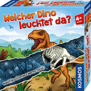 Welcher Dino leuchtet da?