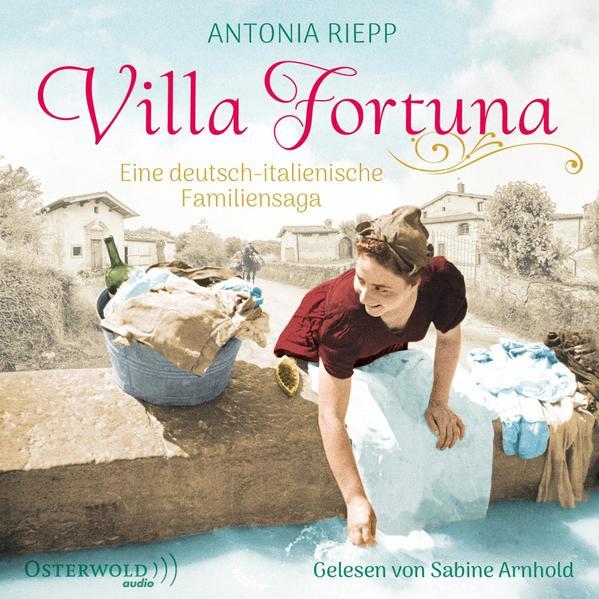 Villa Fortuna als Hörbuch CD