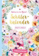 [ViktoriaSarina: Spring in eine Pfütze! Schülerkalender 2021/2022]