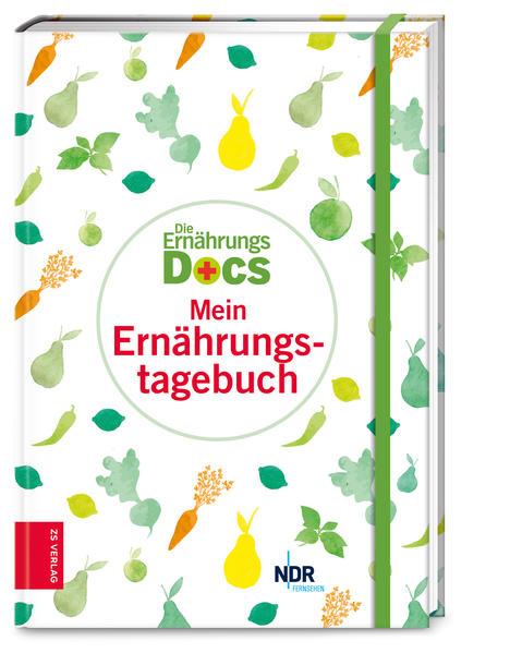 Die Ernährungs-Docs - Mein Ernährungstagebuch als Buch (gebunden)