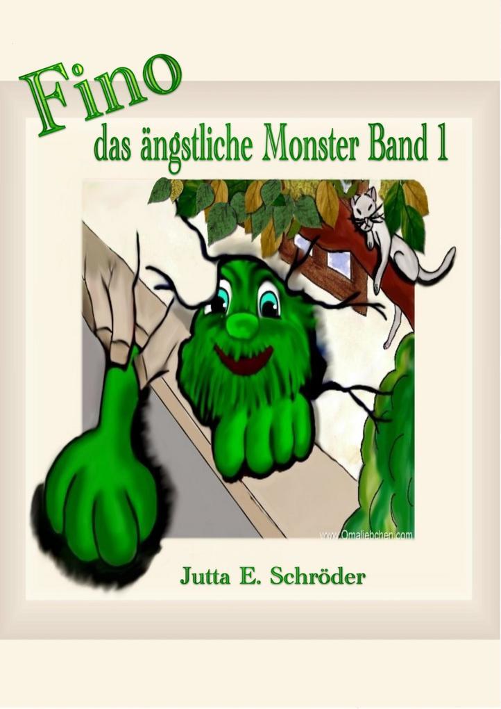 Fino das kleine ängstliche Monster als eBook epub