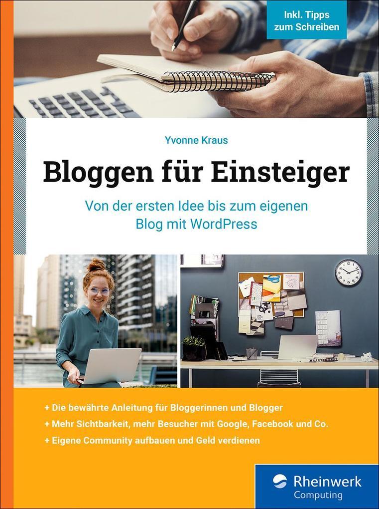 Bloggen für Einsteiger als eBook epub