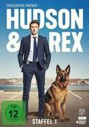 Hudson und Rex - Die komplette 1. Staffel (4 DVDs)