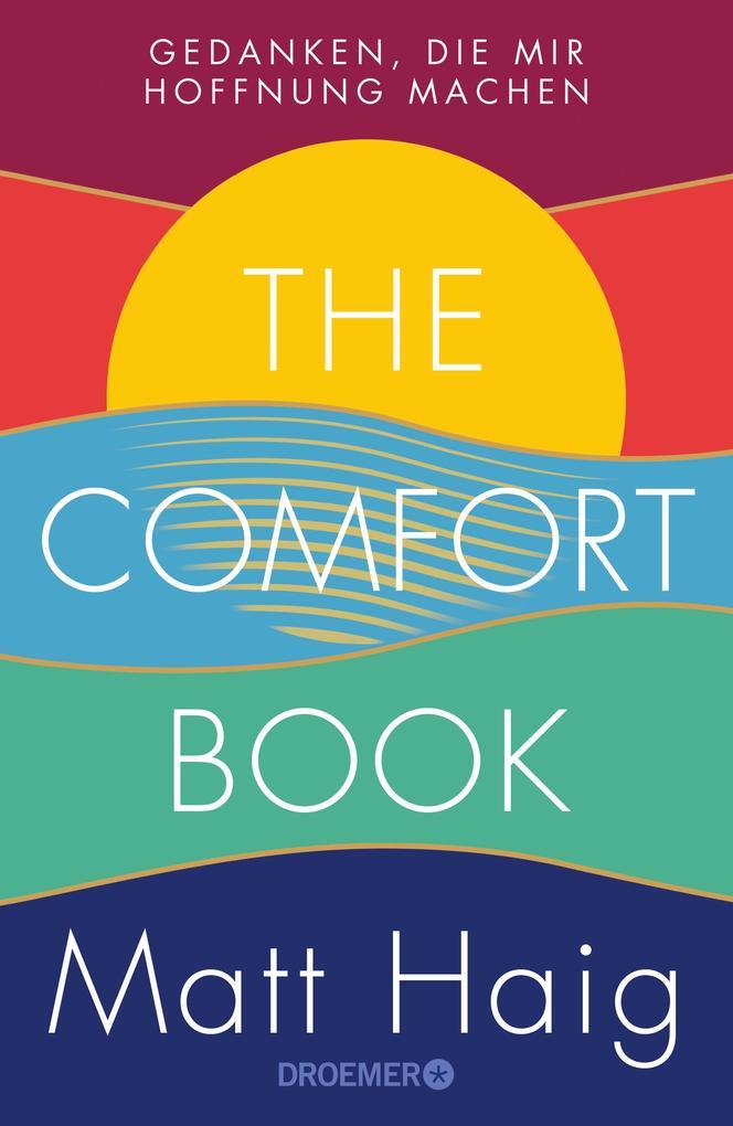 The Comfort Book - Gedanken, die mir Hoffnung machen als Buch (gebunden)