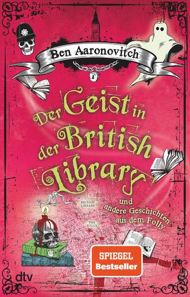 Der Geist in der British Library und andere Geschichten aus dem Folly als Taschenbuch