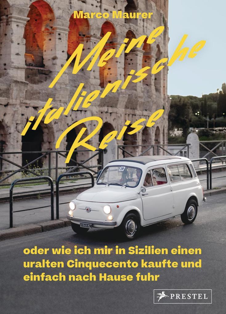 Meine italienische Reise als eBook epub