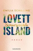 Lovett Island. Sommerprickeln