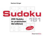 Sudoku Block. Bd.181