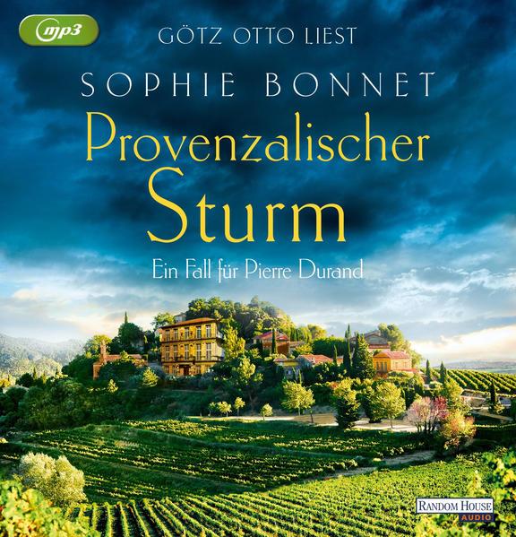 Provenzalischer Sturm als Hörbuch CD