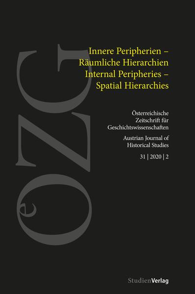 Österreichische Zeitschrift für Geschichtswissenschaften 2/2020 als Buch
