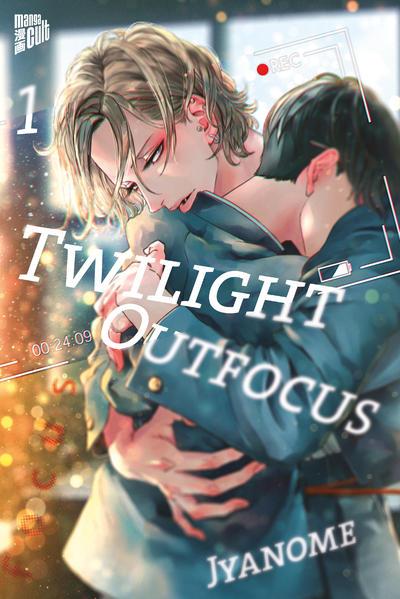 Twilight Outfocus 1 als Buch (kartoniert)