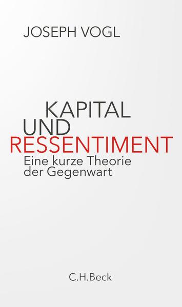 Kapital und Ressentiment als Buch (gebunden)