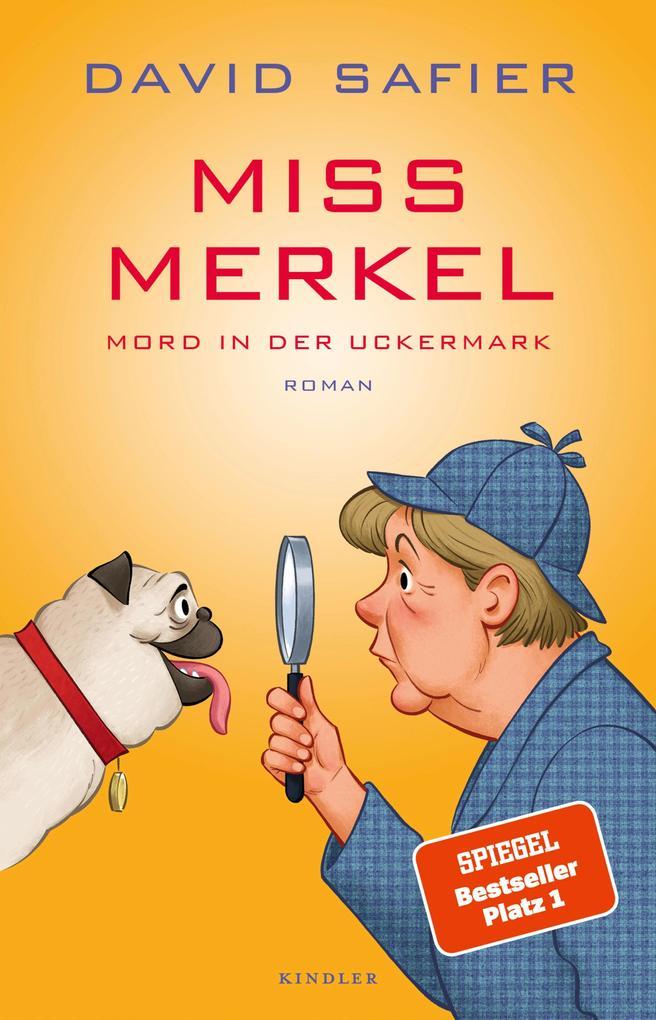 Miss Merkel als eBook epub