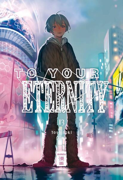 To Your Eternity 13 als Taschenbuch