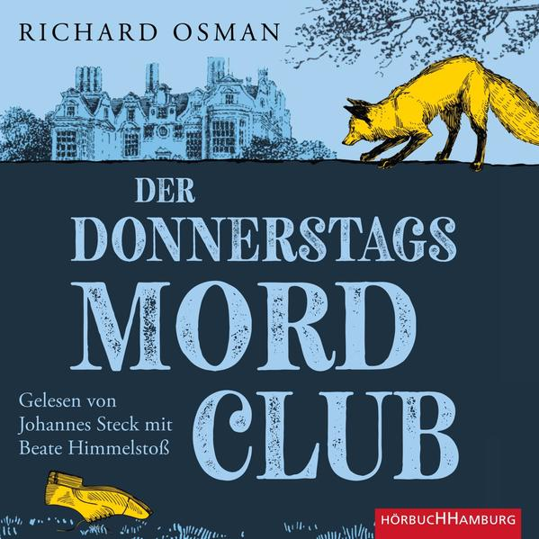 Der Donnerstagsmordclub (Die Mordclub-Serie 1) als Hörbuch CD