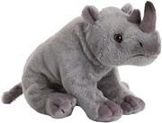 WWF Plüsch 00350 - Nashorn, Afrika-Kollektion, Plüschtier, soft, 18 cm