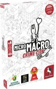 [Johannes Sich: MicroMacro: Crime City (Edition Spielwiese)]
