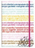 Hugendubel Notizbuch DIN A5 Multicolor