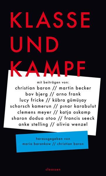 Klasse und Kampf (Buch (gebunden))