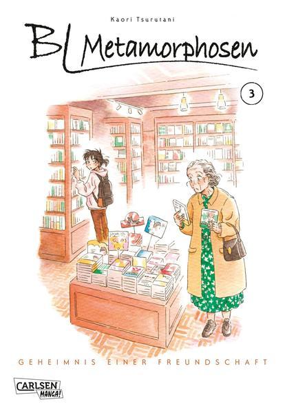 BL Metamorphosen - Geheimnis einer Freundschaft 3 als Taschenbuch