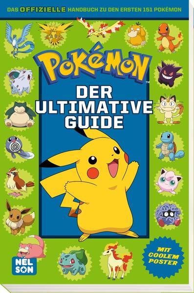 Pokémon: Der ultimative Guide als Taschenbuch
