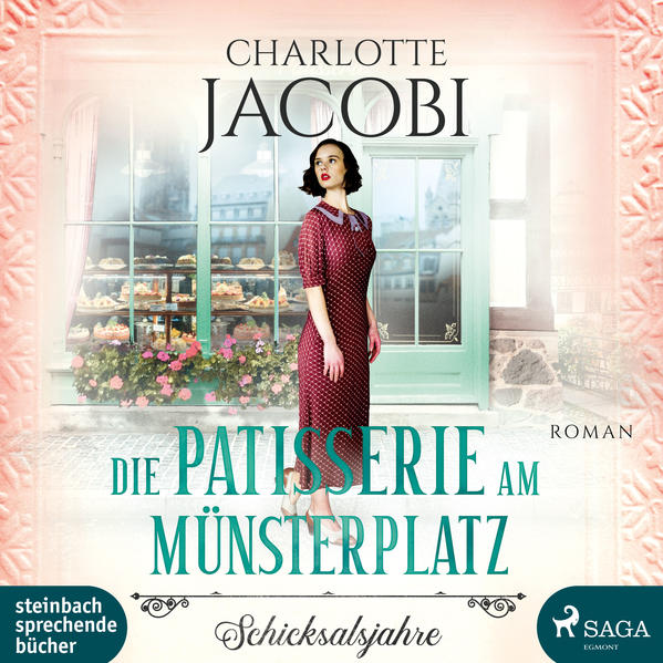 Die Patisserie am Münsterplatz als Hörbuch CD